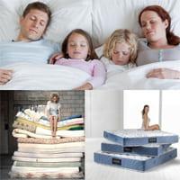 Какой матрас рекомендуется для полноценного отдыха?